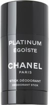 Chanel Egoiste Platinum Deo Stick for Men - 75 g - Deodorant