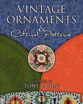 Vintage Ornaments and Cultural Patterns, Volume Two