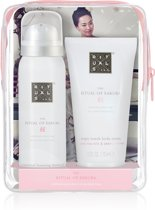 RITUALS The Ritual of Sakura Beauty To Go tasje - mini doucheschuim en bodycrème