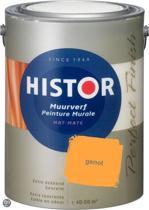 Histor Perfect Finish Muurverf Mat 5 liter - Genot