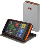 Wit slim booktype voor de Microsoft Lumia 640 LTE