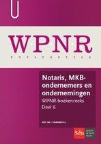 Notaris, MKB-ondernemers en ondernemingen