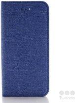Twondo beschermhoes voor Apple iPhone 7/8 Donker Blauw - Bookcover