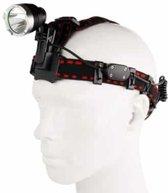 800LM LED-koplamp Zaklamp, CREE T6, 3-modus, wit licht, voor wandelen / kamperen / klimmen