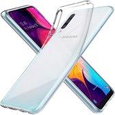 MMOBIEL Soft TPU Siliconen Hoesje - Case - Back Cover - Skin - Ultra Dunne en Transparante Bescherming voor Samsung Galaxy A50
