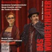 Das Wundertheater: Opera In 1 Act