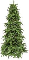 Triumph Tree smalle kunstkerstboom deluxe abies nordmann maat in cm: 230 x 135 groen