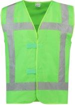 Tricorp Vest Reflectie - Workwear - 453004 - groen - maat M