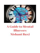 A Guide to Mental Illnesses