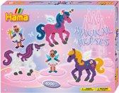 Strijkkralen magische paarden