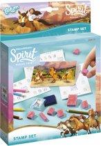 Spirit stempel set