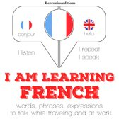 I am learning French