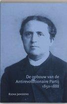 Passage-reeks 13 - De opbouw van de Antirevolutionaire Partij 1850-1888