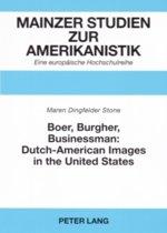 Boer, Burgher, Businessman