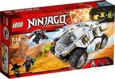 LEGO NINJAGO Titanium Ninja Tumbler - 70588