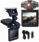 "Dashcam ""DVSE Auto Camera"" - Full HD led (1080p) Dashcamera, scherm draait tot 270º"