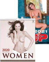 Erotiek C275-20-21 Kalender Women 2020 & Top Girls 2021