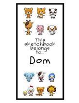Dom Sketchbook