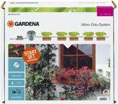 GARDENA Set voor volautomatische bloembakbesproeiing