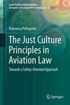 The Just Culture Principles in Aviation Law