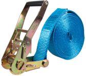 Logistiekconcurrent.nl Eindloze spanband 50 mm. 5 ton 9M Blauw