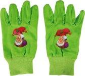 Kinderhandschoen kabouter Plop 4 - 7 jaar - set van 4 stuks