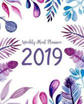 Weekly Meal Planner 2019