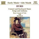 Byrd: Consort & Keyboard Music