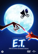 DVD cover van E.T.