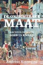 Boek cover De onzichtbare Maat van Andreas Kinneging (Hardcover)