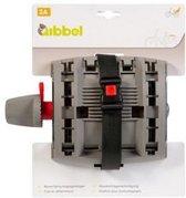 Qibbel Q201 - Bagagedrager Bevestiging voor Achterzitje - Grijs
