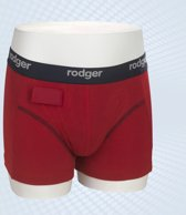 Rodger Boxer Rood Maat 116
