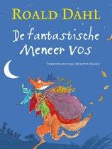 De Fantastische Bibliotheek van Roald Dahl - De fantastische meneer Vos  (kleureneditie)