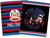 Schrift Paul Frank 3-pack A5 gelijnd
