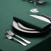 Tafellaken, Donker Groen, 178x275cm, Treb SP