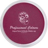 PXP Aqua schmink face & body paint bordeaux special FX 10 gram