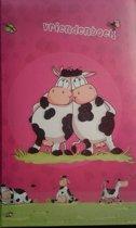Vriendenboek Cow