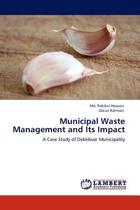 Municipal Waste Management and Its Impact