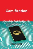 Gamification Complete Certification Kit - Study Book and eLearning Program