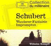 Schubert: Wanderer-Fantaisie; Impromptus