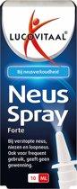 Lucovitaal Neusspray forte - 10 mililiter - Medisch hulpmiddel