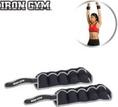Iron Gym Ankle & Wrist Weight 2kg (set of 2)