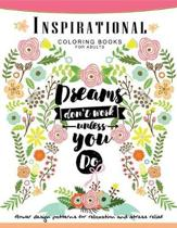Inspirational Coloring Book for Adults