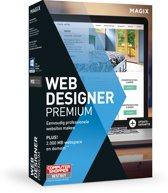 Magix Web Designer 12 Premium - Nederlands / Windows