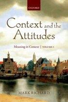 Context and the Attitudes