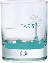 Durobor Paris Waterglas - 0.2 l - 6 stuks