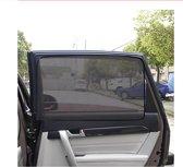 Auto Zonnescherm | Magnetische UV Zonwering | Zonnegordijn | Zijramen