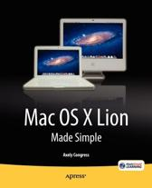 OS X Lion Made Simple