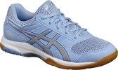 Asics Gel-Rocket 8 Sportschoenen - Maat 40 - Vrouwen - blauw/zilver