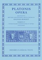 Plato Opera Vol. V